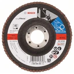 Disco Lixa Lamelas 115mm Bosch - GR 40 - 1230140097