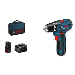Aparafusadora Sem Fio GSR10F 12V-15  Bosch - 1220010075