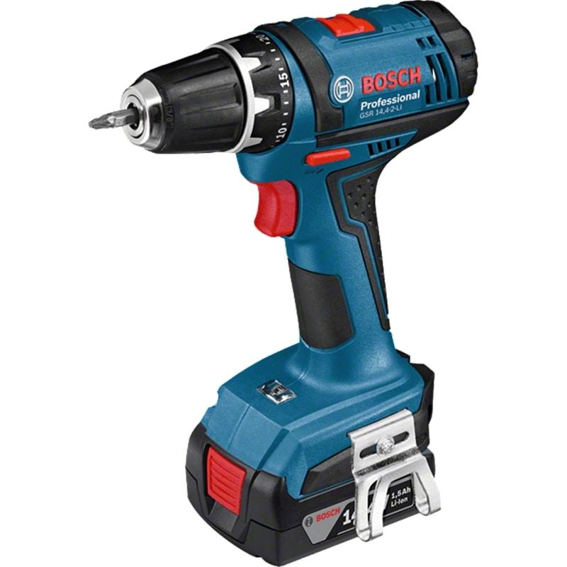 Aparafusadora Sem Fio GSR 14,4-2-LI Bosch - 1220010046