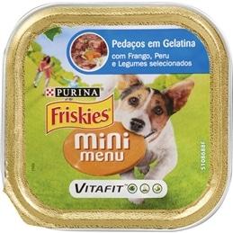 Mini Menu Frango Peru 150gr - 1540020076