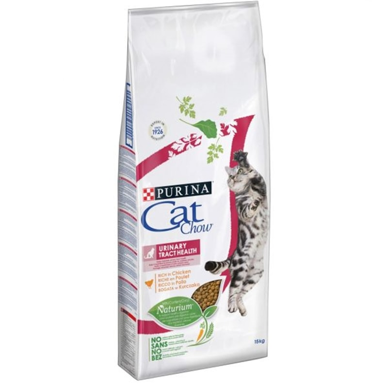 Cat Chow Urinary 15kg - 1530060018