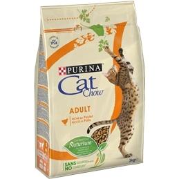 Cat Chow Frango & Peru 3kg - 1530060055