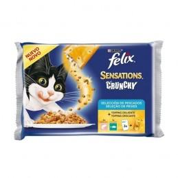 Felix Crunchy Peixes 4x100gr - 1540260024