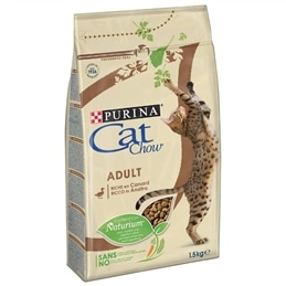Cat Chow Pato 1,5kg - 1530060040