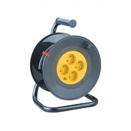 Enrolador Fixo c/Termico 20mts  3x2,50mm Flux - 1330060036