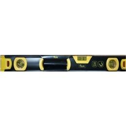 Nivel Aluminio 3 Bolhas Pro Magnetico 500mm Flux - 1320090034