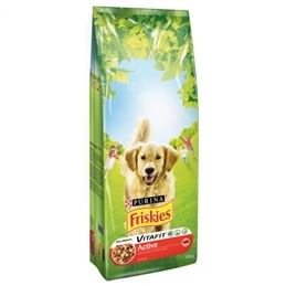 Adult Active 18kg Friskies - 1530030030