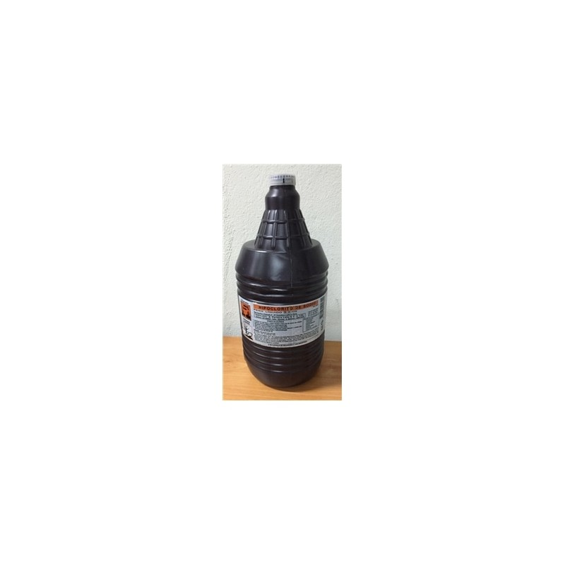 Hipoclorito Sódio 5lt - 0290499084
