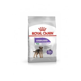 Mini Adult Sterilised 3kg - 1530030097