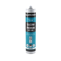Silicone CS-34 Neutro Aço Inox 300ml - 1450080097