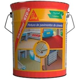 Tinta Pavimento Sikafloor Bege 1001 5lt Sika - 1370140002