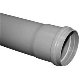 Tubo PVC DIN 4kg - Ø125 - 0322007184