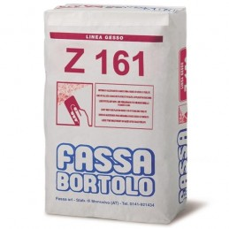 Gesso Aligeirado Z161 20kg Fassa - 1320300001