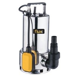 Bomba Submersível  Inox Agua Limpa 550W Flux - 1250080017