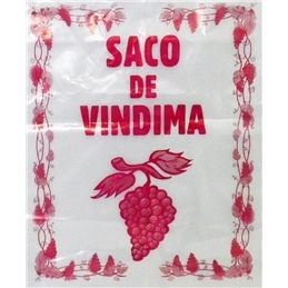 Saco Plastico Vindima - 0419925999