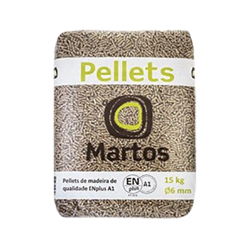 Pellets 6mm 15kg Martos - 0460538286