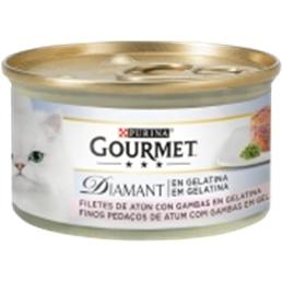 Gourmet Diamant Atum com Camarões 85gr - 1540260048