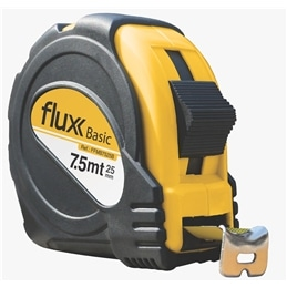 Fita Metrica Basic 7,5mt x 25mm Flux - 1250700039
