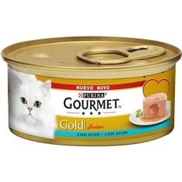 Gourmet Gold Fondant com Atum 85gr - 1540260103