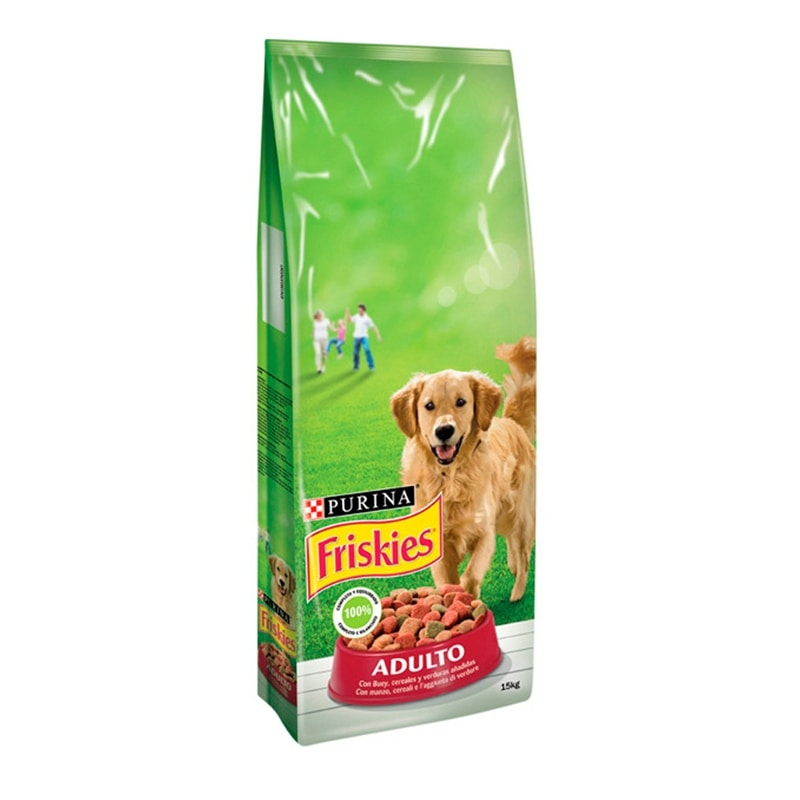 Cão Adult Carne e Verdura 15kg - 1530030077