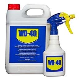 Lubrificante Multi-Usos 5lt com pulverizador WD-40 - 0291066333