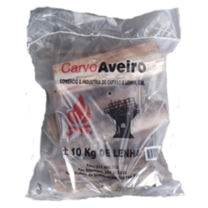 Lenha de Mistura 10kg Carvoaveiro - 0460530286