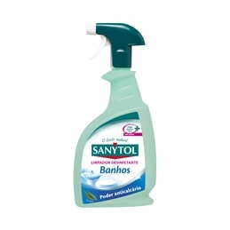 Desinfetante Banhos 750ml - 1460090012