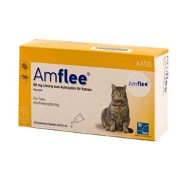 Amflee Spot On Gato 50MG - 1050010069