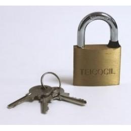 Cadeado Segurança Latão - 50mm - 1350030008