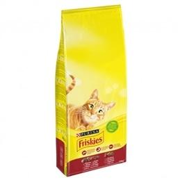 Ração Gato Adulto Sabor Carne Vaca 20kg - 1530060033