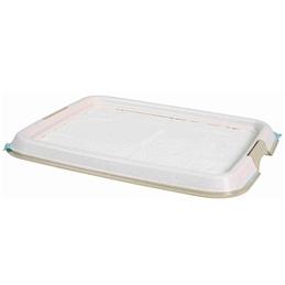 Tabuleiro para Toilete - 49x41cm - 1040380008