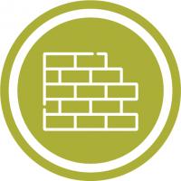 Cimento, Betão e Tijolo - Construção