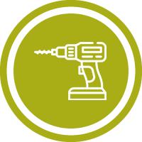 Aparafusadoras - Elétrica 12V/18V/36V