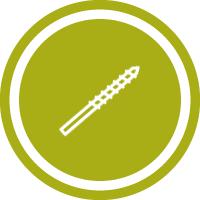 Machos manuais e maquina - Furação/Corte e Roscagem