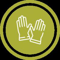 Mãos - Proteção