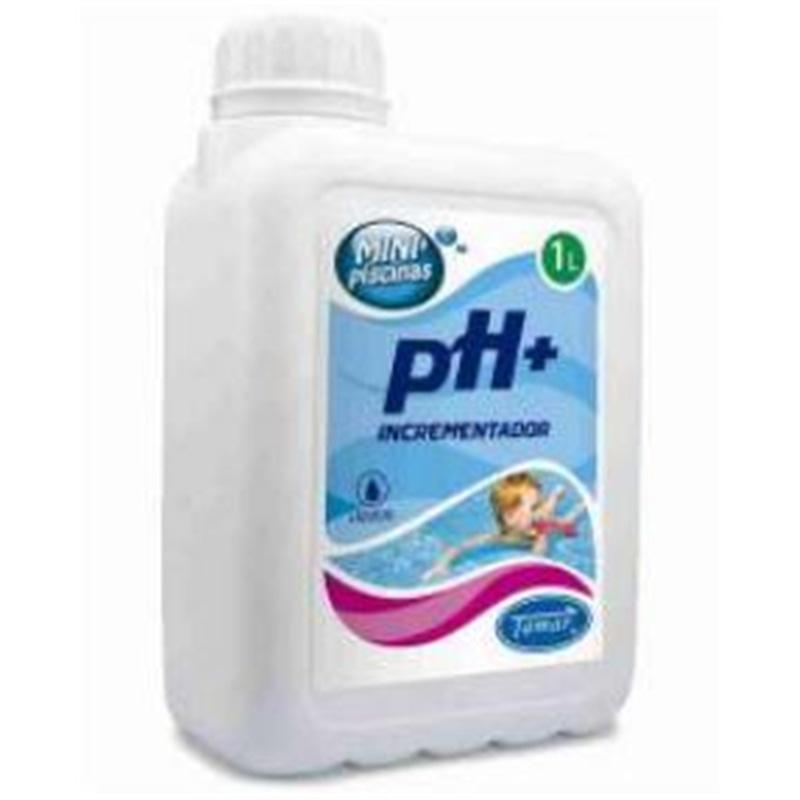 Incrementador pH+ Liquido 1Lt Tamar - 1670020006