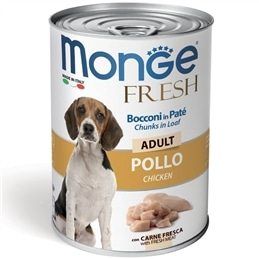 Monge Fresh Adult Frango 400gr - 1540260136