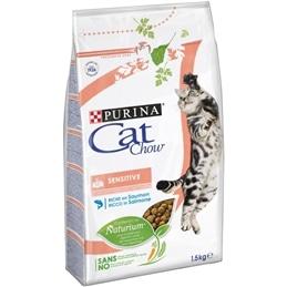 Cat Chow Sensitive 1,5kg - 1530060020