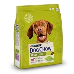 Dog Chow Adult Cordeiro com Arroz  2,5kg - 1530030010