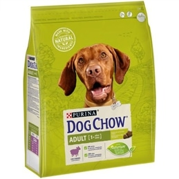 Dog Chow Adult Lamb & Rice 14kg Purina - 1530030005