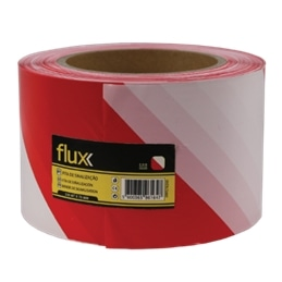 Fita Sinalizaçao 75mm 200mt Flux - 1630060018