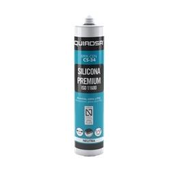 Silicone CS-34 Neutro Transparente 300ml  CS-34 - 1450080032