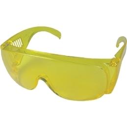 Óculos Proteção Hastes Lente Amarela - 1350240021