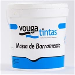Barrimate Massa Fina 1Kg - 1120050003